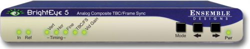 BE-5 Analog Composite TBC and Frame Sync