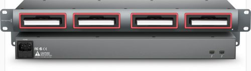 Новый Blackmagic MultiDock