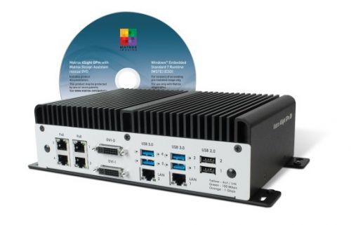 Программное обеспечение Matrox Design Assistant 4 и промышленные компьютеры машинного зрения Matrox 4Sight GPm будут показаны на  PACK EXPO 2014.