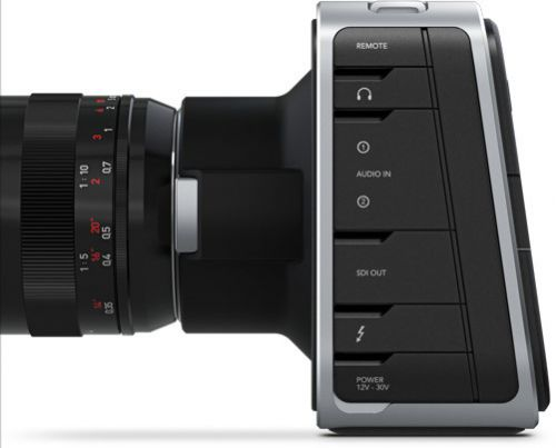 Blackmagic cinema camera EF 10