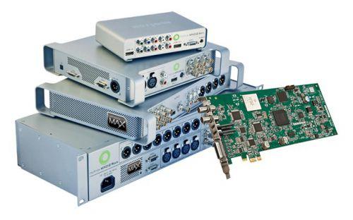 Продукты ввода-вывода Matrox предлагают тесную интеграцию с профессиональными инструментами видеомонтажа Adobe и Avid
