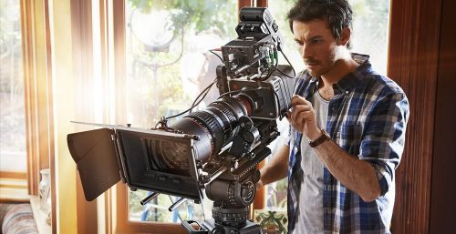 Blackmagic Production Camera 4K top
