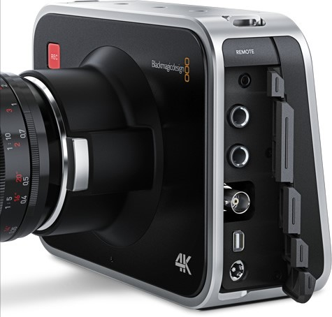 Blackmagic Production Camera 4K 11