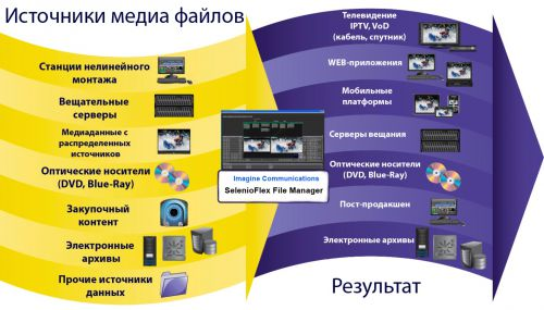 SelenioFlex File Manager