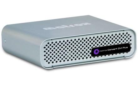 Convert DVI Plus
