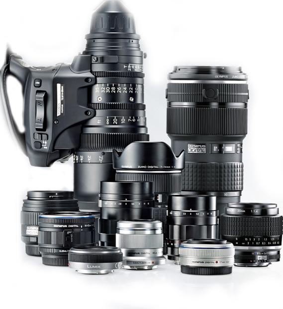 Blackmagic Studio Camera supports micro four thirds lens