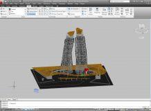 Создание презентационной графики с помощью Autodesk Impression 3