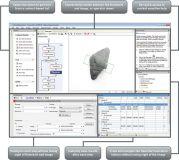 Matrox Design Assistant - интерфейс разработчика