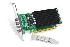 Matrox C420 низкопрофильная, PCIe x16 графическая карта с шестью выходами с кронштейном на полную высоту (низкопрофильный кронштейн прилагается)
