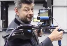 Andy Serkis_Звездные Войны роль Голлума_использование Vicon Virtual Camera