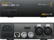 Blackmagic Teranex Mini - HDMI to SDI 12G