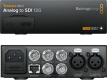 Blackmagic Teranex Mini - Analog to SDI 12G