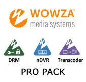 Wowza Streaming Engine Pro Pack