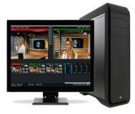 Стационарный видеомикшер vMix SMIX2381RT с  функциями виртуальной студии.