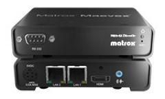 Matrpx Maevex 5150 Encoder/Decoder Bundle