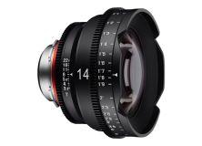 XEEN 14mm T3.1 FF CINE Lens PL
