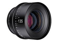 XEEN 135mm T2.2 FF CINE Lens Canon