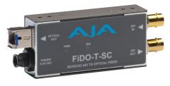 Конвертер AJA FiDO-T-SC