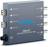 Конвертер AJA FiDO-4T-X
