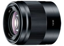 Портретный объектив SONY SEL50F18 Black