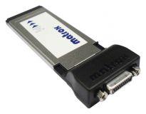 Matrox ExpressCard/34 Adapter