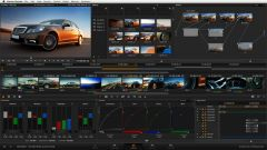 Blackmagic DaVinci Resolve Software