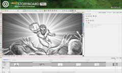 Toom Boom StoryBoard Pro - Интерфейс 8
