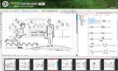 Toom Boom StoryBoard Pro - Интерфейс 10