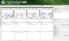 Toom Boom StoryBoard Pro - Интерфейс 12