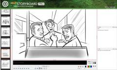 Toom Boom StoryBoard Pro - Интерфейс 13