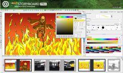 Toom Boom StoryBoard Pro - Интерфейс 6