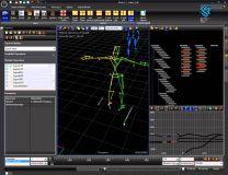 Vicon Blade Экспорт данных в 3D совместимые форматы