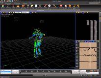 Восстановление траектории движения потерянных маркеров при тесном контакте объектов (технология Quick Post)