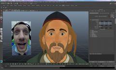 Использование Faceware Retargeter на примере создания анимационной студией «Да – Студия» полнометражного фильма Сергий Радонежский