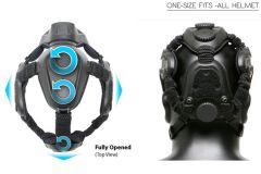 Элементы настройки шлема