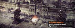 Использование  Golaem Crowd при моделировании батальных сцен в фильмах и играх