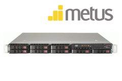 Сервер записи 2-х канальный H.264 Metus Ingest Pro