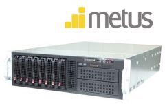 Сервер записи 6-ти канальный H.264 Metus Ingest Pro Supermicro Server